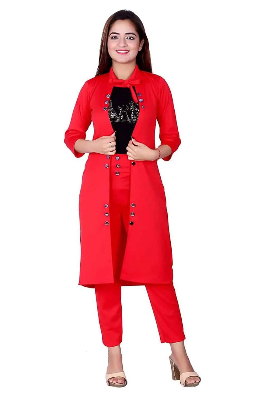 FNOCKS Girl's Tunic Maxi Dress