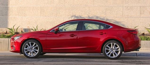 Mazda6 profile