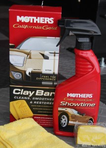 Clay bar set