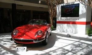 1967 Ferrari 275 GTB 4 S NART Spider by Scaglietti