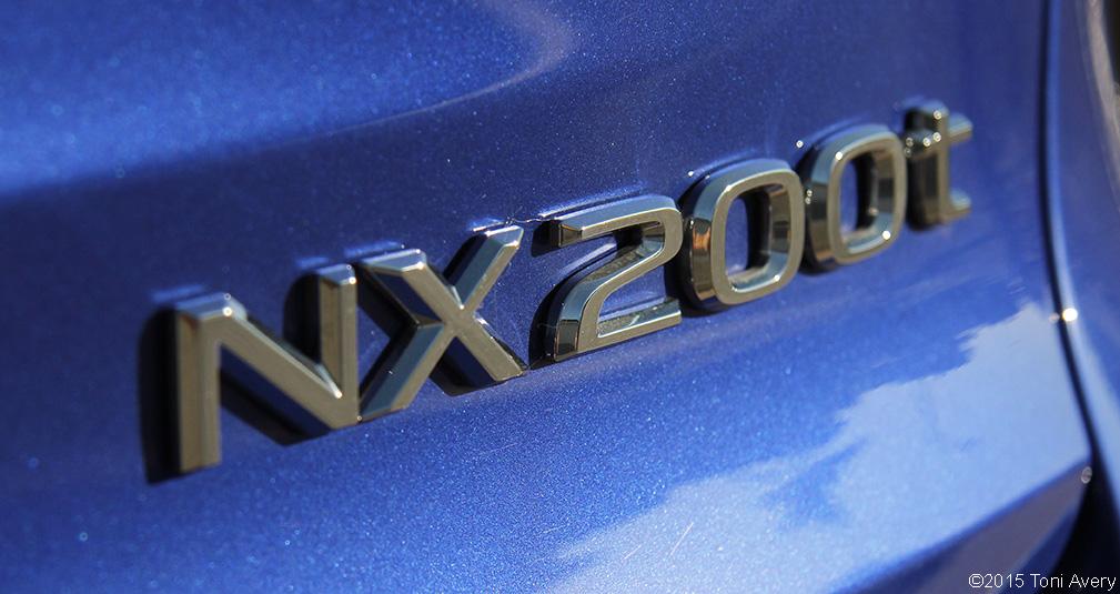 2015 Lexus Nx 200t F Sport Review Girlsdrivefasttoo