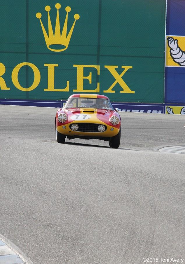 8-15-15 Laguna Seca Raceway, Salinas CA Group 2A - 1955-1962 GT Cars