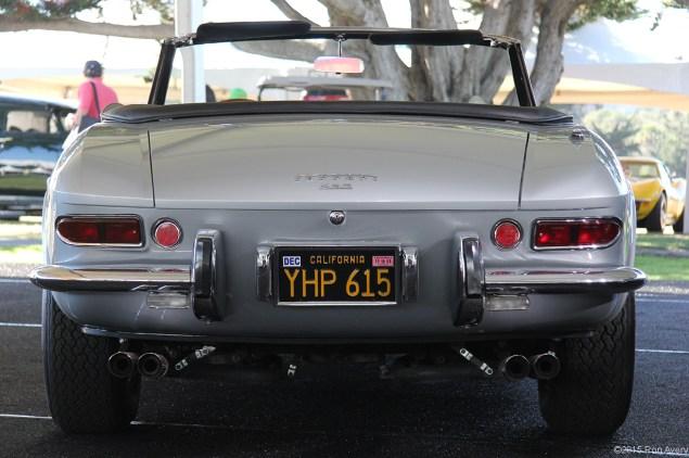 8-13-15 Mecum Auctions Monterey, CA 1968 Ferrari 330 GTS