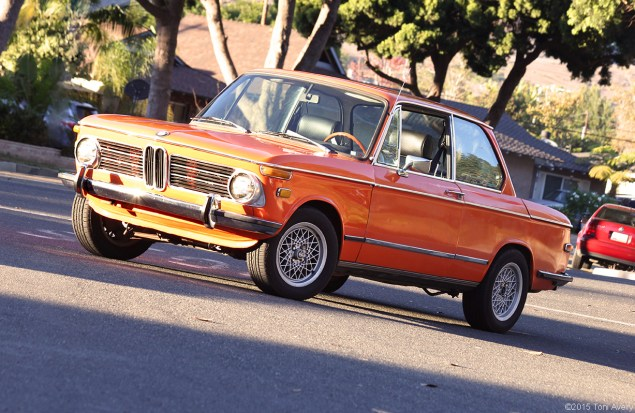 1973 BMW 2002tii Oxnard, CA