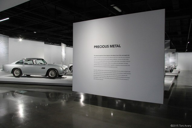 Precious Metal, Petersen Museum Los Angeles, CA