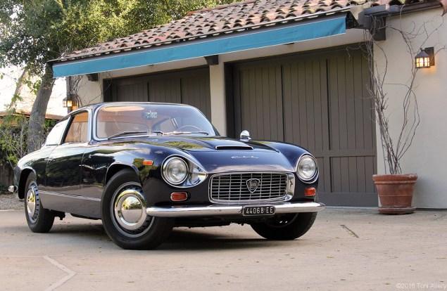 1967 Lancia Flaminia Super Sport 1-29-16