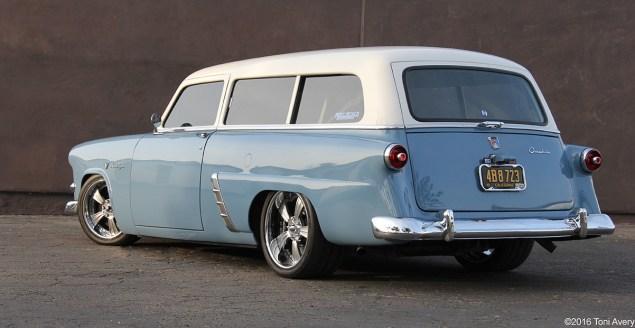 1953 Ford WagonOxnard, CA 3-19-16