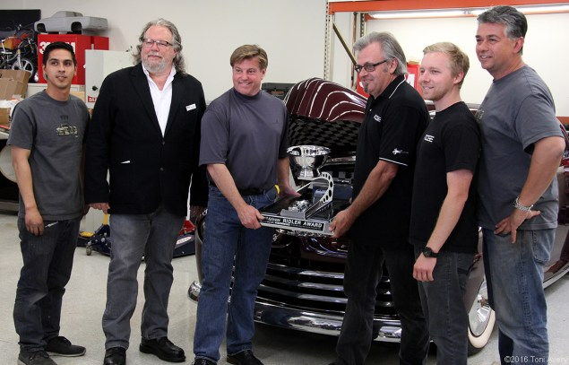 Chip Foose and MPG President