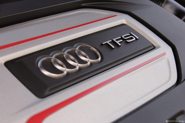 2016 Audi S3 engine