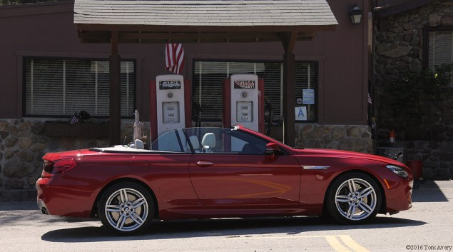 2016 BMW 650i Convertible Rock Store