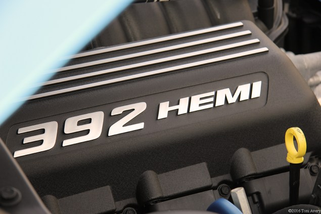 2016 Dodge Challenger SRT 392 engine