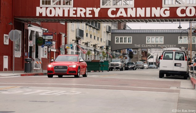 2016 Audi S6 Cannery Row motion