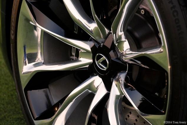 Lexus LF-LC Concept wheel