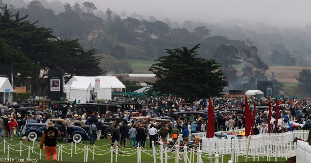 Pebble Beach Concours d'Elegance overall