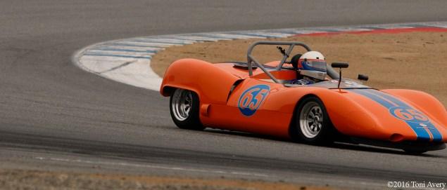 Rolex Monterey Motorsports Reunion Bobsy Porsche 2