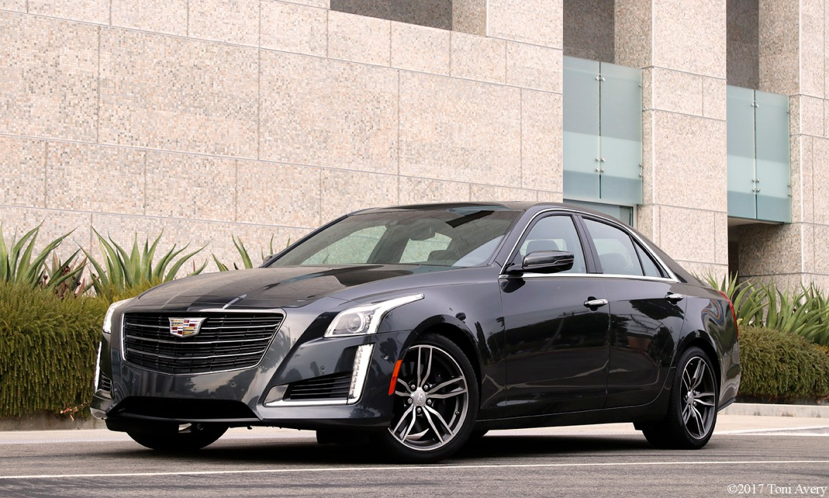 Girlsdrivefasttoo 2017 Cadillac Cts V Sport Review