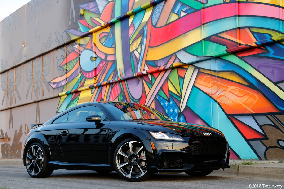 2018 Audi Tt Rs Coupe Quattro S Tronic Review Girlsdrivefasttoo