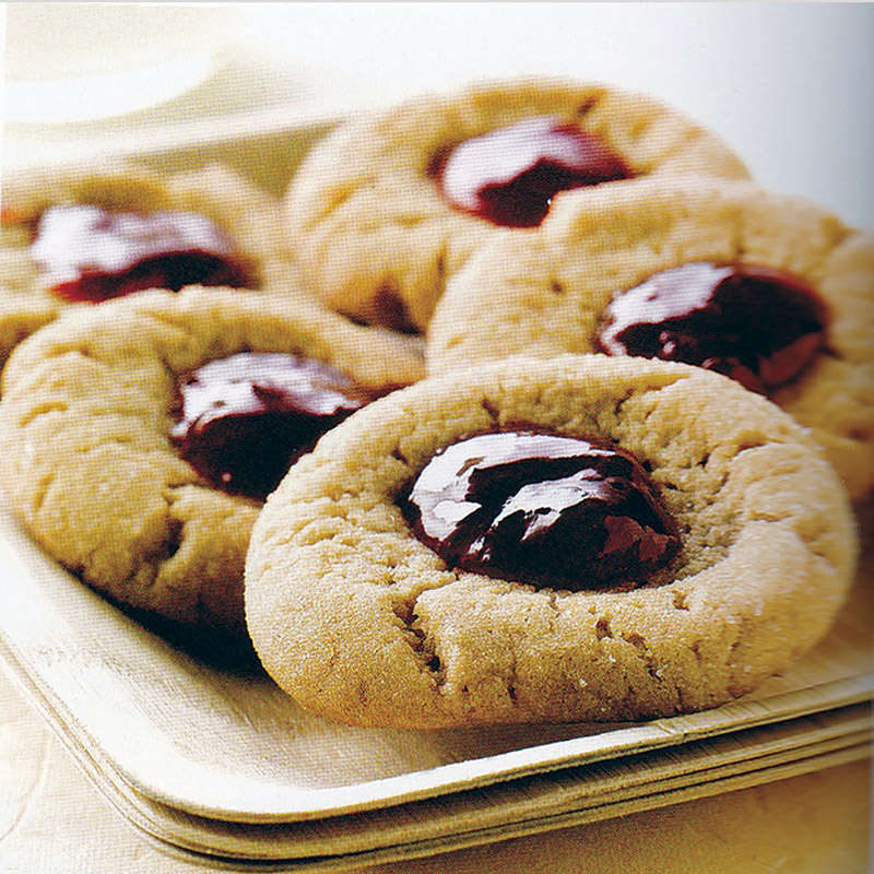 Peanut Butter and Jelly CookiesPeanut Butter and Jelly Cookies