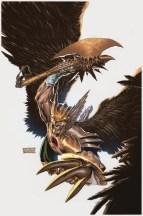 THE SAVAGE HAWKMAN #1