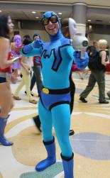 Blue Beetle - MegaCon 2013