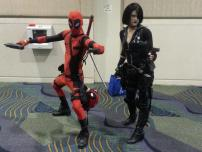 Deadpool & Domino - MegaCon 2013
