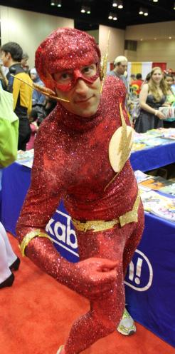 Flash - MegaCon 2013