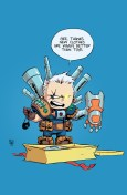 Cable Baby by Skottie Young