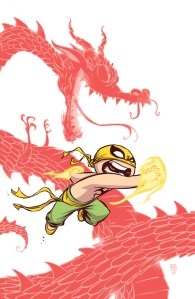 Iron Fist by Skottie Young