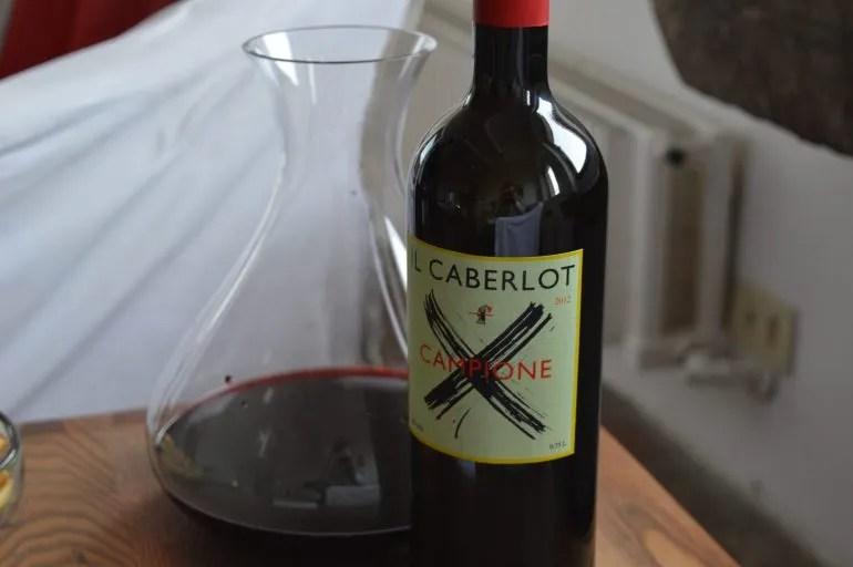 Caberlot Toscana IGT