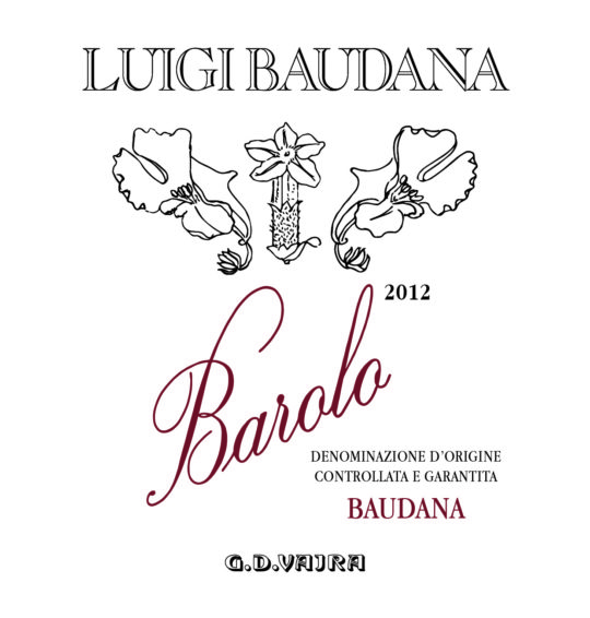 Baudana Barolo 2012