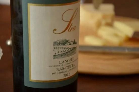 Nascetta white wine