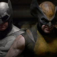 Batman vs Wolverine: Rematch