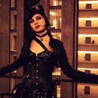 Steampunk Catwoman - Oriana132