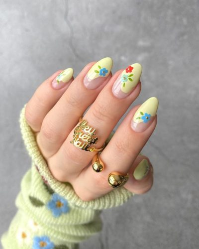 spring nails 1