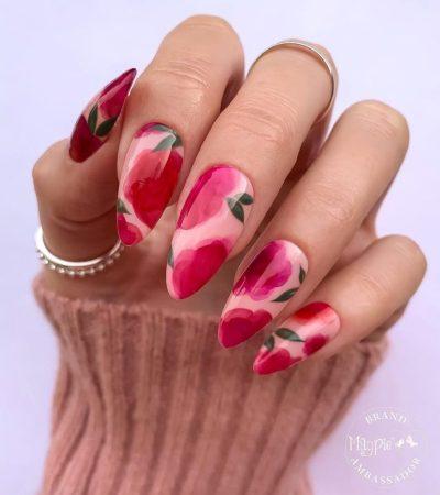 spring nails 42