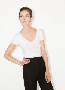 White Tshirt Uterque
