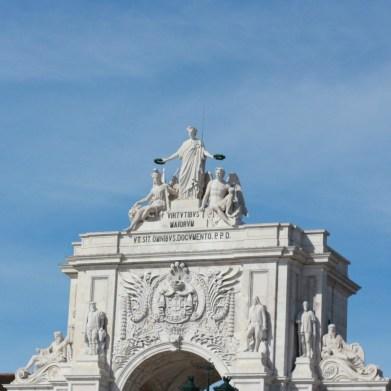 Terreiro do Paço - Arco da Rua Augusta