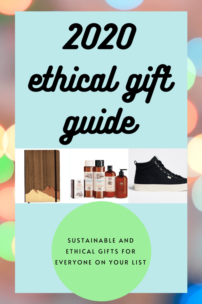 2020 ethical gift guide
