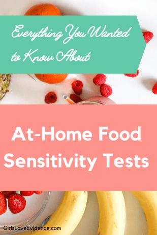 at-home food sensitivity tests
