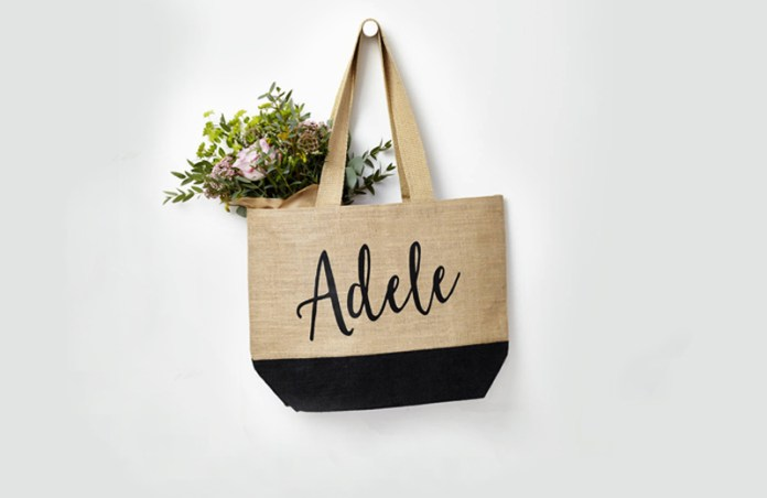Jute bags are very popular for ladies to show off- Grils N Beauty ITS ALL ABOUT GIRLS