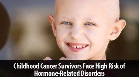 Childhood Cancer Survivors Face High Risk of Hormone-Related Disorders - GirlsnBeauty
