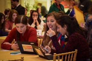 #ARKidsCanCode: Girls Coding Summit Success