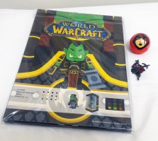 """Kit Heroes"": Valla cabeçudinha e pin (exclusivos da BlizzCon) e Paper Toy do Thrall"