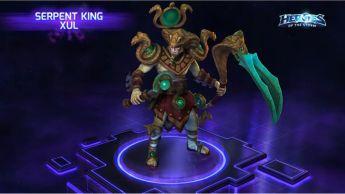 Xul Rei Serpente