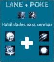 Presença de Lane + POKE