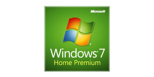 Windows 7 Home Premium; source ncix.com