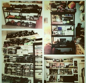 This is my family's collection.