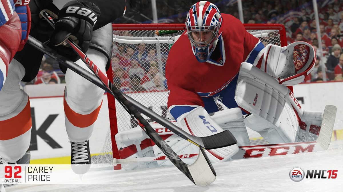 NHL 15 - Via Gamespot