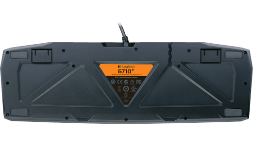 Logitech G710+ (Back)