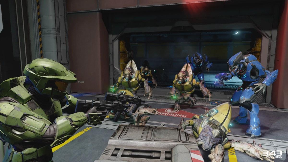 Halo 2 Anniversary MCC 2 - Image by Microsoft Studios